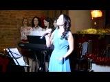 Рождественский концерт в церкви. Гимн